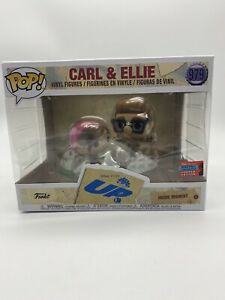 NYCC-2020-Funko-Pop-Disney-Pixar-s-UP-Carl-And-Ellie-Shared-Sticker-Mint