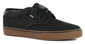 57d1c6fae7cfc6 VANS Chima Estate Pro (Denim) Black Gum UltraCush MEN S 7 WOMEN S ...