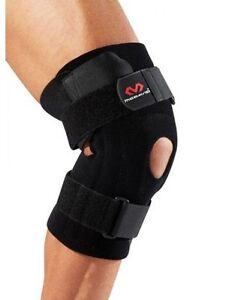 49d7c9fa7f Image is loading McDavid-420-Adjustable-Patella-Knee-Support-Brace-amp-