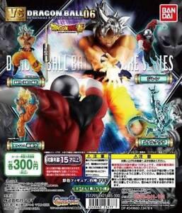 Battle Figure Series Dragon ball Super VS 06 Jiren SS Goku Gokou Metal Cooler