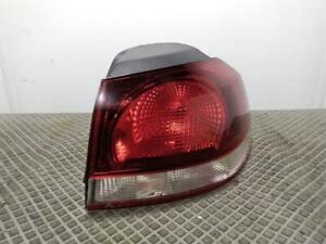 2009-Volkswagen-Golf-mk6-2009-On-5-Door-O-S-Drivers-Side-Rear-Lamp-Light-RH
