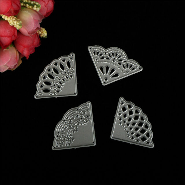 Petal Metal DIYCutting Dies Stencil Scrapbook Albums Paper Cards Embossing Craft