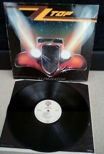 ZZ-Top-Eliminator-Vinyl-12-034-LP-Inner-Warner-Bros-1983