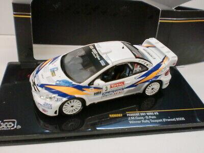 MZ13 Rally Model Car IXO 1:43 PEUGEOT 307 WRC Argentina 2006 Galli Bernacchini
