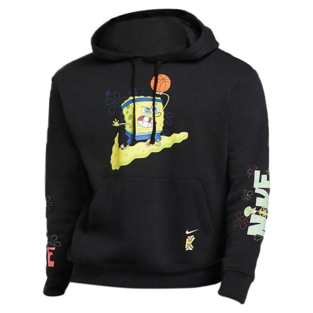 3xl Nike Spongebob Kyrie Pullover Black
