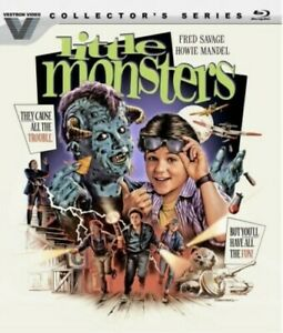 Little Monsters (Vestron Video Collector's Series) [New Blu-ray] Digital Theat