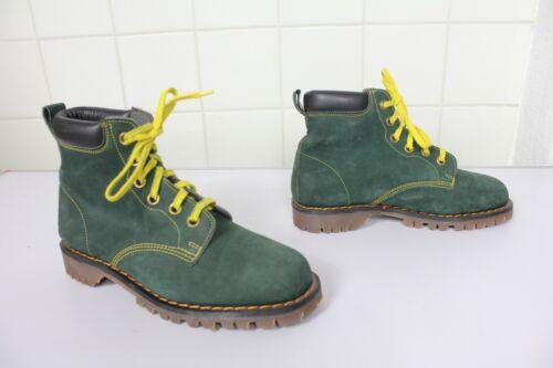 uk Hawkins 7made 41 Dr Eu England In Model Nubukleder Boots Vintage Grün martens z16qRORwE