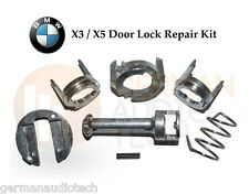 BMW E53 X5 L/R DOOR LOCK CYLINDER + BARREL REPAIR KIT 2000 2001 2002 2003 05 06
