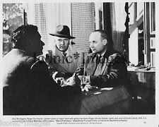 ORIGINAL 1956 PHOTO-ROGER DUCHESNE-ANDRE GARRET-CLAUDE CERVAL-BOB LE FLABEUR