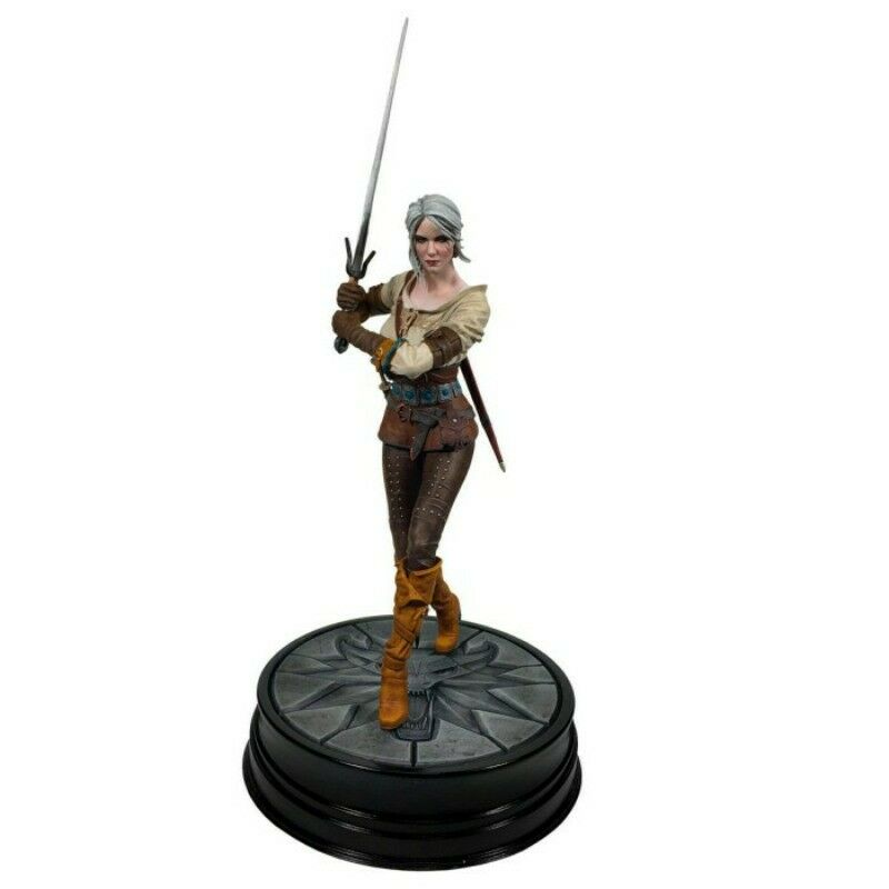 Dark Horse Horse Horse Deluxe - The Witcher 3 - Wild Hunt Ciri Figure - New 394c95