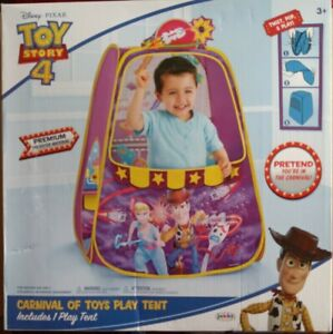 Toy-Story-4-Carnival-of-Toys-Play-Tent-Disney-Pixar-Ages-3-GallyHo