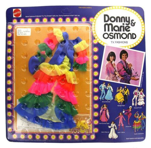 "Vintage 1976 Donny Marie Osmond Fashions /""South of the Border/"" Dress 9818 NIB"