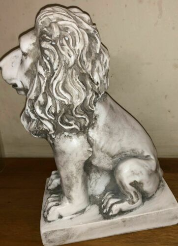 Latex Mould for making this Handsome Lion Statue