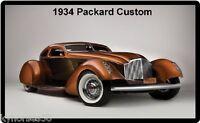 1934 Packard Custom Refrigerator Magnet