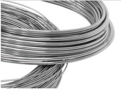 925 Sterling Silver Round Wire 28 gauge 0.3mm Half Hard 1oz