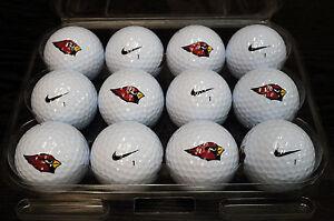 3-Dozen-Arizona-Cardinals-Logo-Nike-Assorted-Mint-AAAAA-Used-Golf-Balls