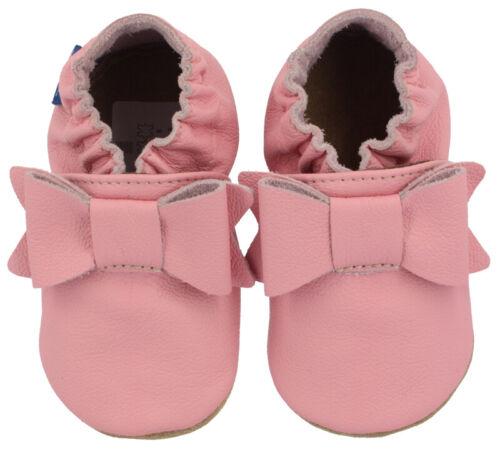 Beck Krabbelschuhe Puschen Baby Haus Schuhe Geschenk Geburt für Mädchen Girls