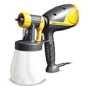 New Wagner Handheld Paint Sprayer Gun Tool Spray Deck Patios Walls