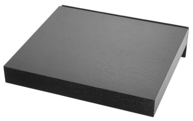 Pro-Ject Wallmount It 5 Device Console Wall Mount Single Surface Ash Black