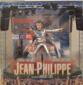 JOHNNY HALLYDAY -Jean-Philippe coffret édition prestige limitée avec figurine