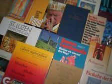Paket Religion Theologie Gemeindearbeit 30(!) Bücher Themen gemischt Topzustand!