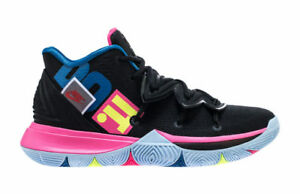 separation shoes e96a7 caf3b Image is loading Nike-Kyrie-Irving-5-V-Just-Do-It-