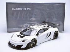 AUTOart 1/18 MC-LAREN MP4-12C GT3 - 2013 81341