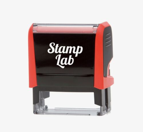 DRAFT Rubber Stamp Self-Inking Office Stamps 4 sizes 5 colour
