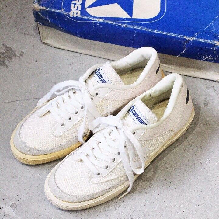 Rare Item Dead Stock70s Converse Classic White Sneaker Sneaker Sneaker From JAPAN F S 75fc7c