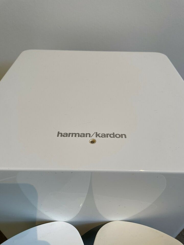 Anlæg , Harman/Kardon