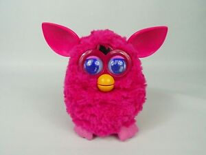 HASBRO-FURBY-2012-Gen1-Pink-Puff-Funny-Adorable-collectable-Interactive-Toy