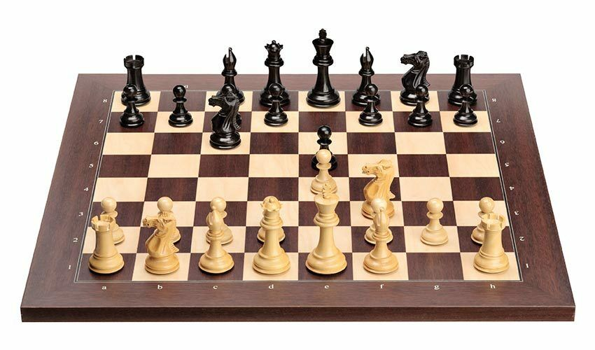 DGT PC- Chessboard pinkwood, USB   Figurines  Ebony