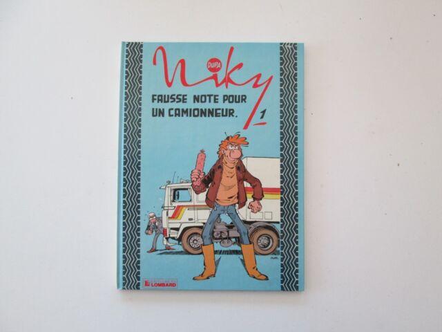 NIKY T1 EO1985 BE/TBE FAUSSE NOTE POUR UN CAMIONNEUR DUPA EDITION ORIGINALE