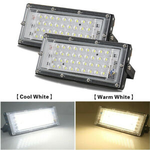 50W-Watt-Led-Flood-Light-Outdoor-Security-Garden-Yard-Spotlight-Lamp-110V-220V