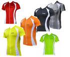 Zimco Cycling Short Sleeve Jersey Bike Comfortable Cycle Jersey Racing Shirt 295