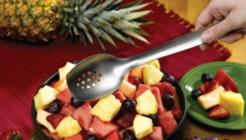 RADA CUTLERY R125 COOK/'S SPOON WITH HOLES MADE IN USA