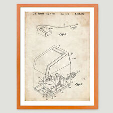 FIRST COMPUTER MOUSE 1984 PATENT PRINT 18X24 POSTER APPLE COMPUTER STEVE JOBS