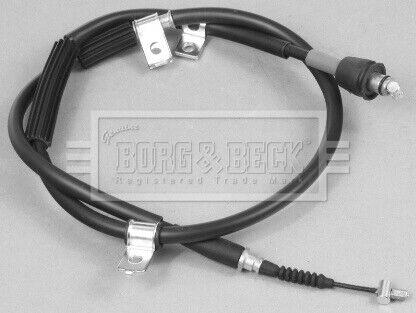 Cable de freno de mano se adapta Hyundai Coupe GK 2.0 derecha 02 a 09 G4GC-G freno de mano B/&B