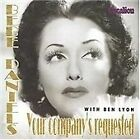Bebe Daniels - Your Company's Requested (2004)
