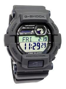 79d170f2b Casio Men's GD350-8 G-Shock Digital Grey Resin Watch | eBay