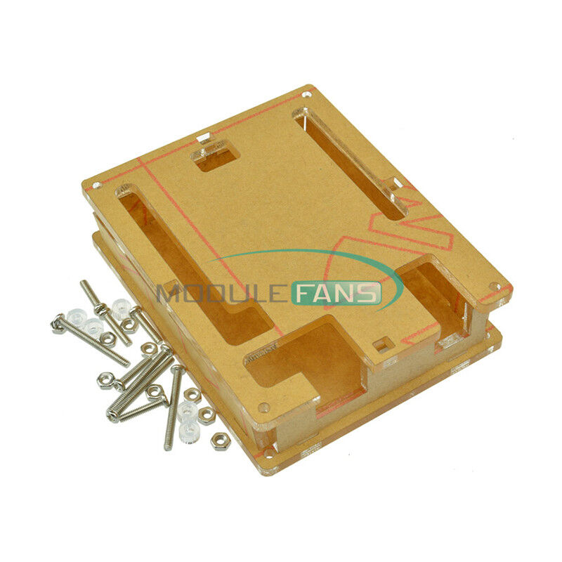 ABS Transparent Case Plastic Cover for Arduino for UNO R3 Module