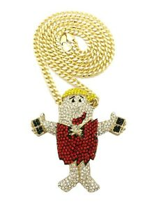 ICED-OUT-CARTOON-PENDANT-WITH-6mm-30-034-MIAMI-CUBAN-CHAIN