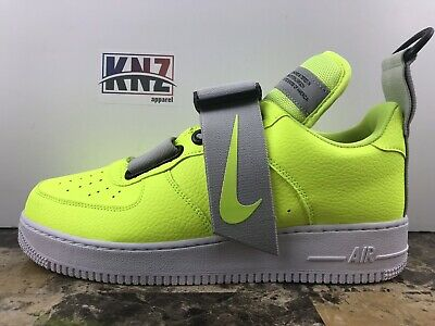 Nike Air Force 1 Utility VoltBlack White AO1531 700