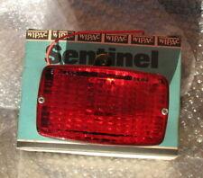 "Classic Mini MG Triumph Sticker Label /""Warning Do Not Run Engine/"""
