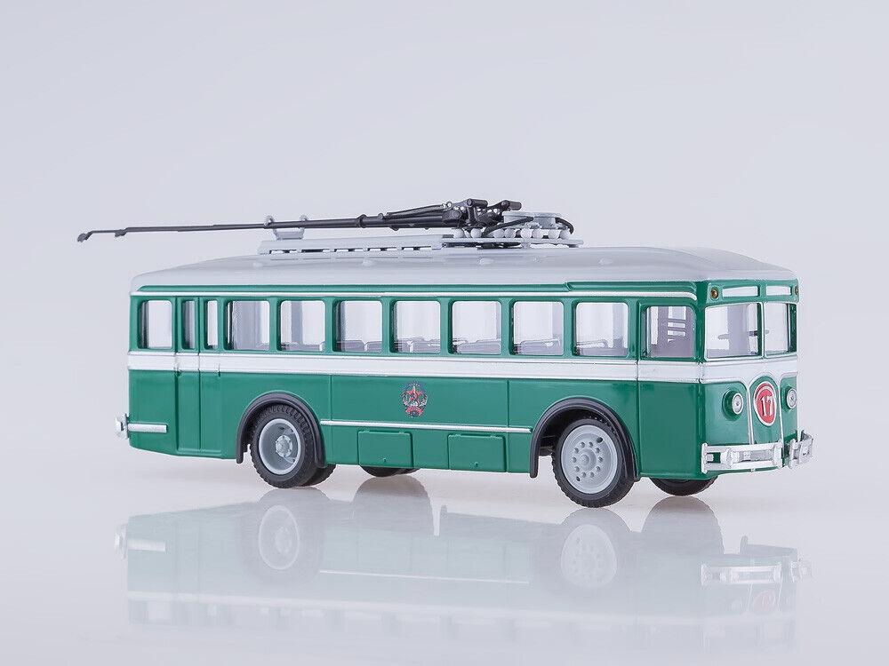 Scale model 1 43, Trolleybus LK-2