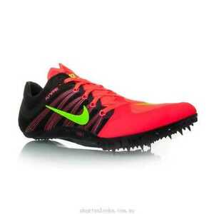 separation shoes 24c32 18a0e Image is loading NIKE-ZOOM-JA-FLY-2-TRACK-SPIKES-RUNNING-