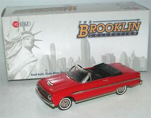 Brooklin-BRK-112-1963-Ford-Falcon-futura-Sports-convertible-rangun-red-1-43