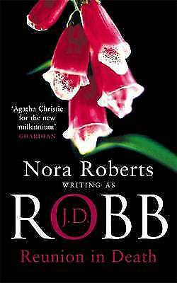 """""""AS NEW"""" Reunion In Death: 14, Robb, J. D., Book"""