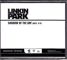 Linkin Park Shadow Of The Day RARE promo radio edit CD single '07