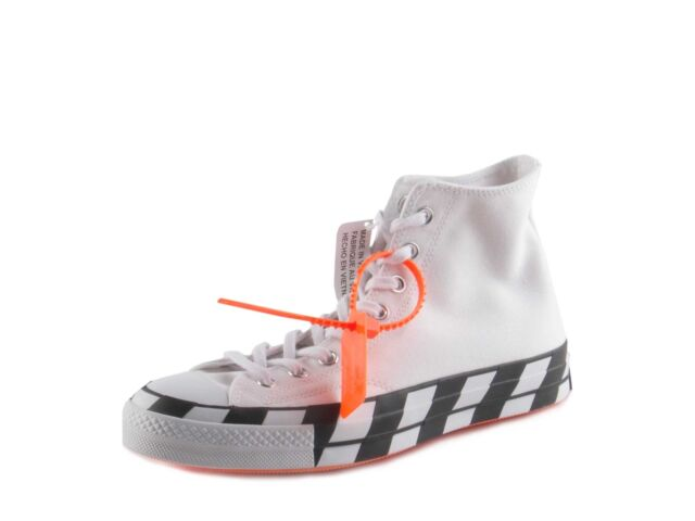 Off-white X Converse Chuck 70 All Star High Size 11 for sale online ... 57b0dcabe